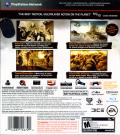 Battlefield: Bad Company 2 (Limited Edition) PlayStation 3 Back Cover