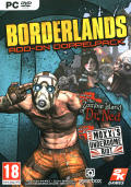 Borderlands: Double Game Add-on Pack Windows Front Cover