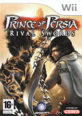 Prince of Persia: The Two Thrones Wii Front Cover