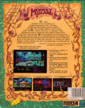 The Secret of Monkey Island DOS Back Cover