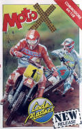 Moto X Simulator Commodore 64 Front Cover