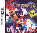 Disgaea DS Nintendo DS Front Cover