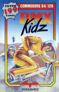 BMX Kidz Commodore 64 Front Cover