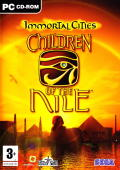 Immortal Cities: Children of the Nile Windows Other Keep Case - Play Disc - Front