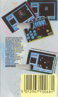 Bosconian '87 Commodore 64 Back Cover