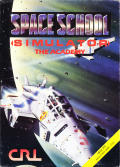 Space School Simulator: The Academy DOS Front Cover