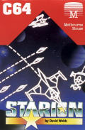 Starion Commodore 64 Front Cover