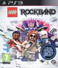 LEGO Rock Band PlayStation 3 Front Cover