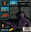 Terminator 2: Judgment Day Amstrad CPC Back Cover