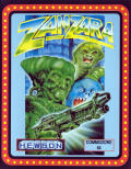 Zamzara Commodore 64 Front Cover