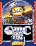 G-Loc Air Battle Commodore 64 Front Cover