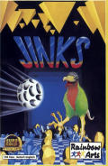Jinks Commodore 64 Front Cover