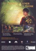 The Spiderwick Chronicles Windows Back Cover