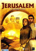 Jerusalem: The Three Roads to the Holy Land Macintosh Front Cover