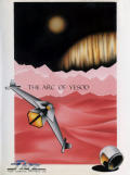 The Arc of Yesod Commodore 64 Front Cover