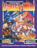 Dynasty Wars Commodore 64 Front Cover