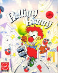 Rolling Ronny Commodore 64 Front Cover
