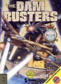 The Dam Busters Commodore 64 Front Cover