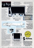 The Dam Busters Commodore 64 Back Cover