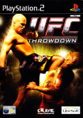UFC: Throwdown PlayStation 2 Front Cover