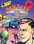 Dan Dare III: The Escape Commodore 64 Front Cover