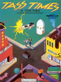 Tass Times in Tonetown Commodore 64 Front Cover