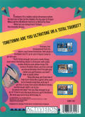 Tass Times in Tonetown Commodore 64 Back Cover