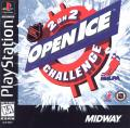 NHL Open Ice: 2 On 2 Challenge PlayStation Front Cover