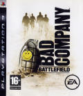 Battlefield: Bad Company PlayStation 3 Front Cover