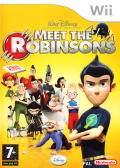 Meet the Robinsons Wii Front Cover