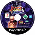 Art of Fighting Anthology PlayStation 2 Media