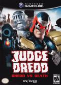 Judge Dredd: Dredd vs Death GameCube Front Cover