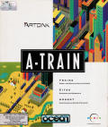 A-Train DOS Front Cover