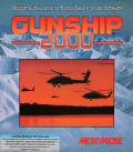 Gunship 2000: Philippine Islands & Antarctica Scenario Disk With Mission Builder DOS Front Cover