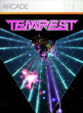 Tempest Xbox 360 Front Cover