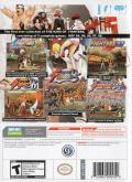 The King of Fighters Collection: The Orochi Saga Wii Back Cover