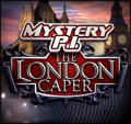 Mystery P.I.: The London Caper Windows Front Cover