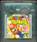 Mario Tennis Game Boy Color Media