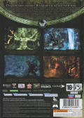 Tomb Raider: Underworld Windows Other Game Keep Case Back Cover