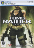 Tomb Raider: Underworld Windows Other Game Keep Case Front Cover