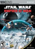 Star Wars: Empire at War Macintosh Front Cover