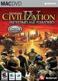 Sid Meier's Civilization IV: Beyond the Sword Macintosh Front Cover