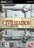 Sid Meier's Civilization III: Complete Macintosh Front Cover
