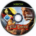 Jade Empire (Limited Edition) Xbox Media Game Disc