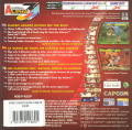 Street Fighter Alpha 3 Game Boy Advance Back Cover