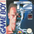 T2: Terminator 2 - Judgment Day Game Boy Front Cover