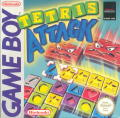 Tetris Attack Game Boy Front Cover
