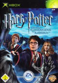 Harry Potter and the Prisoner of Azkaban Xbox Front Cover