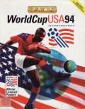 World Cup USA 94 DOS Front Cover