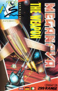 Meganova Commodore 64 Front Cover